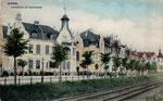 Hohenzollernstraße, Heliochromdruck um 1910, Bildnummer: bbv_00440