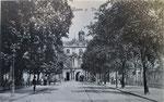Koblenzer Straße (heute: Adenauerallee) um 1910, Bildnummer: bbv_00552