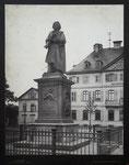 Münsterplatz, Fotografie von 1891, Bildnummer: bbv_00215