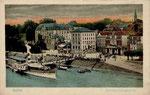 Ehem. Oberbergamt, jetzt Institut für Geschichtswissenschaft, um 1910, Bildnummer: bbv_00800