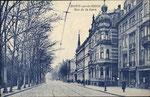Bahnhofstraße um 1925, Bildnummer: bbv_00199