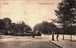 Kaiserplatz um 1900, Bildnummer: bbv_00721