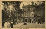 Koblenzer Tor um 1910, Bildnummer: bbv_00551