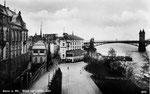 Ehem. Oberbergamt, jetzt Institut für Geschichtswissenschaft, um 1910, Bildnummer: bbv_00794