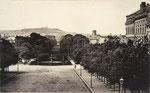 Kaiserplatz, Fotografie von 1891, Bildnummer: bbv_00064