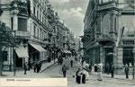 Poststraße um 1905, Bildnummer: bbv_00731