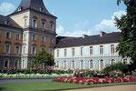 Ehem. kurfürstliches Schloss, Dia um 1965, Bildnummer: bbv_00685