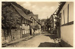 Rhöndorf, Fotografie um 1930, Bildnummer: bbv_01026