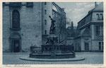 Münsterkirche Westportal um 1910, Bildnummer: bbv_01102