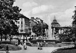 Kaiserplatz um 1960, Bildnummer: bbv_00114