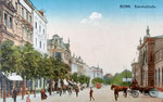 Hauptbahnhof um 1900, Bildnummer: bbv_00204