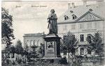 Beethovendenkmal, um 1905, Bildnummer: bbv_01162