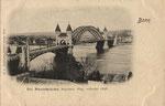 Alte Rheinbrücke, Bildnummer: bbv_00753