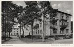 Medizinische Universitätsklinik, um 1960, Bildnummer: bbv_01247