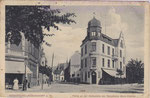 Dampfbahnhaltestelle Godesberg Rüngsdorf um 1910, Bildnummer: bbv_00301