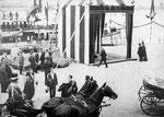 Besuch Kaiser Wilhelms am 5.5.1891, Bildnummer: bbv_00001