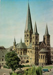 Martinsplatz um 1950, Bildnummer: bbv_00400