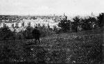 Blick vom Venusberg auf Poppelsdorf, Fotografie um 1912, Bildnummer: bbv_00129