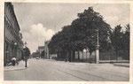 Koblenzer Straße (heute: Adenauerallee) um 1905, Bildnummer: bbv_00558