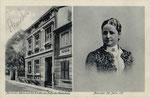 Zur Lindenwirtin Aennchen in Godesberg 1900, Bildnummer: bbv_00174