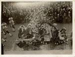 Rosenmontagszug in den 1920er Jahren, Bildnummer: bbv_00813