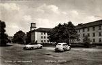 Universitätsklinik Venusberg (Chirurgie) um 1950, Bildnummer: bbv_00887