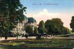 Gesellschaftshaus des Bürgervereins um 1920, Bildnummer: bbv_00346