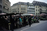 Marktplatz, Dia um 1965, Bildnummer: bbv_00699