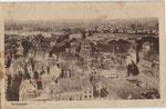 Ganz rechts der alte Nordflügel um 1905, Bildnummer: bbv_01079