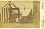 Besuch Kaiser Wilhelms am 5.5.1891, Bildnummer: bbv_00504