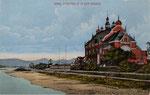 Ehem. Stadthalle in der Gronau um 1910, Bildnummer: bbv_00432