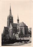 St. Josef, Beuel, um 1950, Bildnummer: bbv_01145