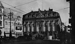 Marktplatz um 1920, Bildnummer: bbv_00618