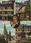 Beethoven Ansichtskarte, Bildnummer: bbv_00231