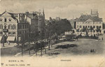 Hauptpostamt um 1910, Bildnummer: bbv_00661