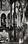 Klosterruine Heisterbach, Fotografie um 1930, Bildnummer: bbv_00981