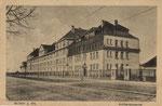 Ehemalige Artilleriekaserne (Düppel-Kaserne) an der Graurheindorfer Straße, um 1915, Bildnummer: bbv_00527