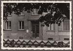 Quantiusstraße Nr. 5, Fotografie von 1950, Bildnummer: bbv_01219