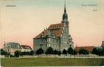 Das Pädagogium, Heliochromdruck um 1905, Bildnummer: bbv_00427