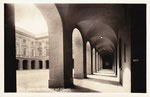 Innenhof um 1930, Bildnummer: bbv_00883