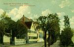 Königswinter, Weinhaus Bellinghausen, Heliochromdruck um 1907, Bildnummer: bbv_00974
