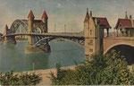 Alte Rheinbrücke, Bildnummer: bbv_01066