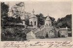 Kronprinzenvilla in der Wörthstraße um 1910, Bildnummer: bbv_00802
