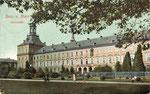 Ehem. kurfürstliches Schloss, Autochromdruck um 1906, Bildnummer: bbv_00448