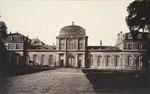Poppelsdorfer Schloss, Fotografie von 1891, Bildnummer: bbv_00137