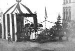 Besuch Kaiser Wilhelms am 5.5.1891, Bildnummer: bbv_00003