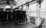 Besuch des Reichskanzlers Hindenburg am 22.3.1926, Bildnummer: bbv_00005