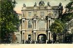 Koblenzer Tor, Heliochromdruck um 1905, Bildnummer: bbv_00447