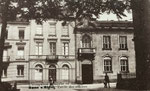 Ehemaliges Gesellschaftshaus der Lesegesellschaft, unter den Franzosen Cercle des offiziers (Offizierskasino), um 1920, Bildnummer: bbv_00712