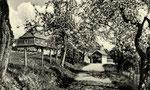 Ittenbach, Hotel Thomashof, Fotografie um 1950, Bildnummer: bbv_01032